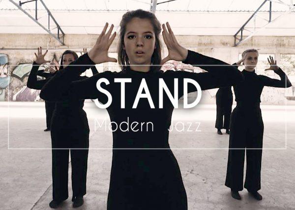 Film de danse TRYO STAND